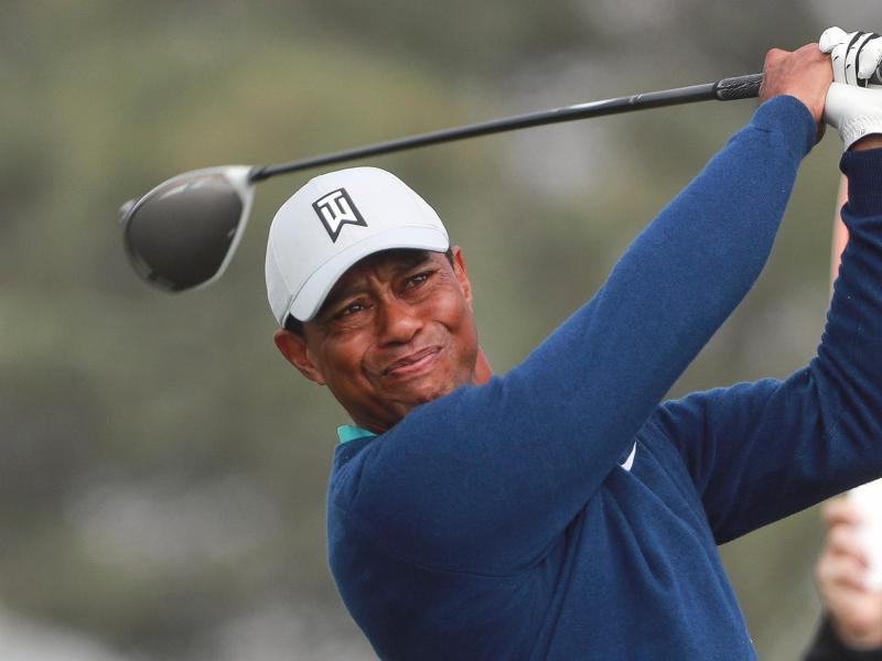 Will beim Memorial Tournament antreten: Tiger Woods in Aktion
