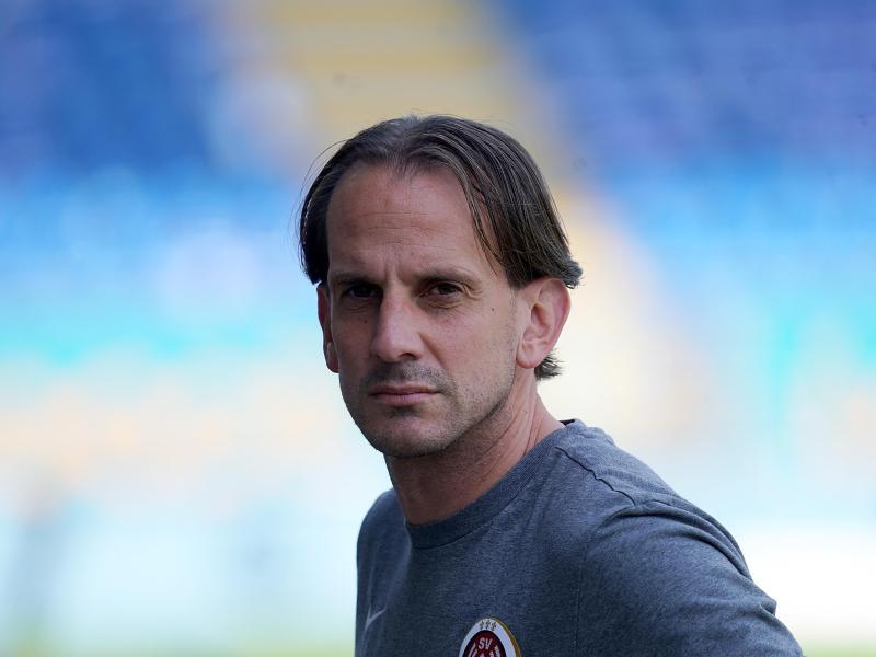 Bleibt Trainer vom SV Wehen Wiesbaden: Rüdiger Rehm