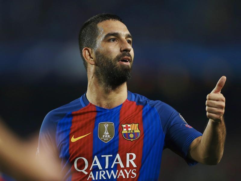 Arda Turan spielte auch schon für den FC Barcelona