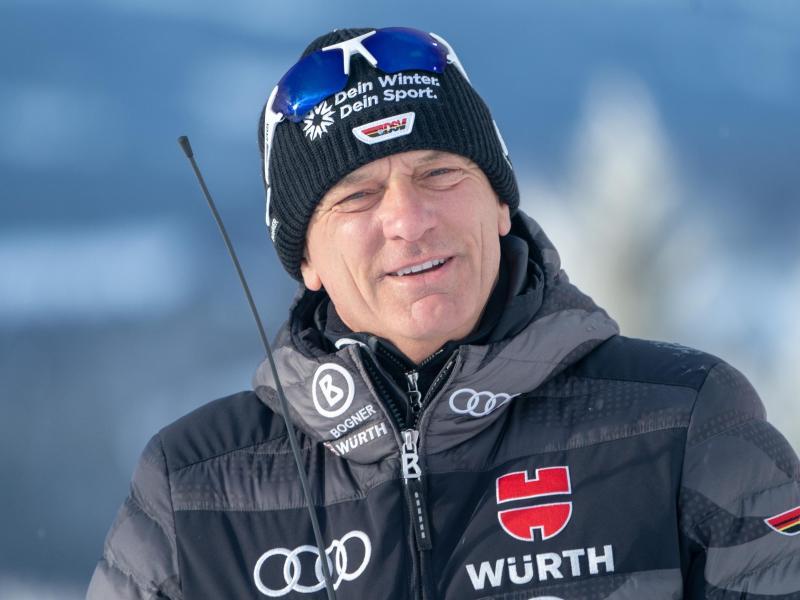 Bereitet Deutschlands Ski-Asse in diesem Jahr in Europa auf die Saison vor: Wolfgang Maier
