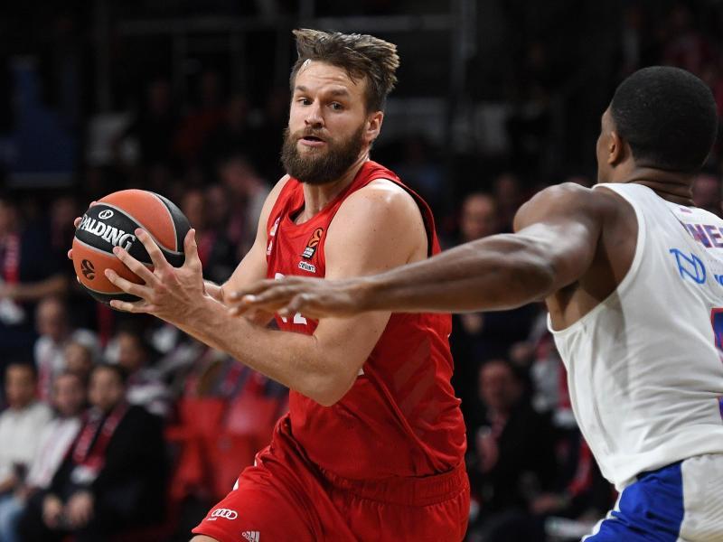 Verlässt die Bayern Basketballer und wechselt ins Ausland: Nationalspieler Danilo Barthel
