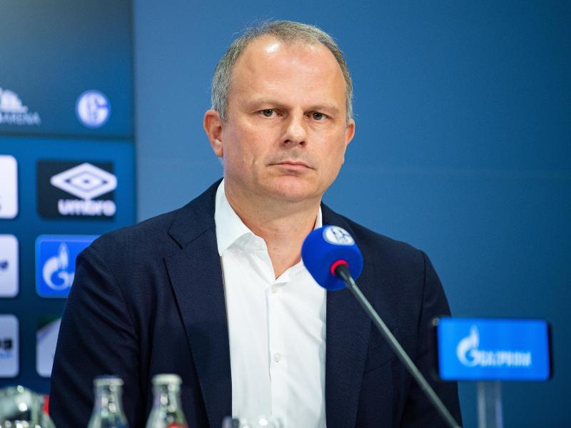 Übernimmt auch das Ressort Kommunikation beim FC Schalke 04: Sportvorstand Jochen Schneider