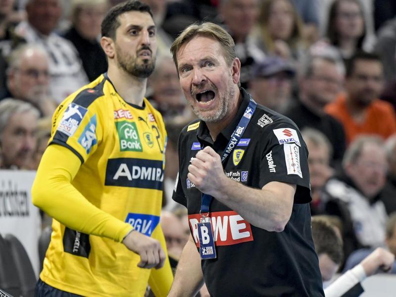 Martin Schwalb und die Rhein-Neckar Löwen spielen in der European League