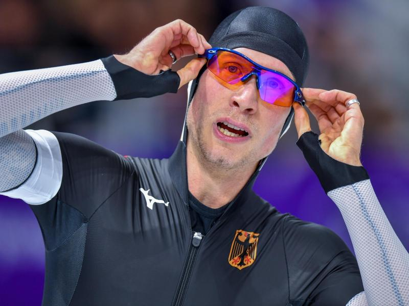 Moritz Geisreiter war überrascht von der Bouwman-Kündigung