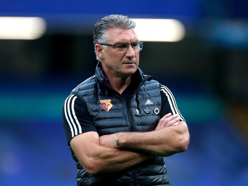 Der FCWatford trennt sich von Trainer Nigel Pearson