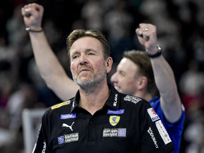 Trainer der Rhein-Neckar Löwen: Martin Schwalb