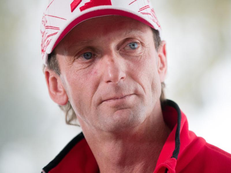 Heinz Kuttin, neuer Skisprungtrainer der deutschen nordischen Kombinierer
