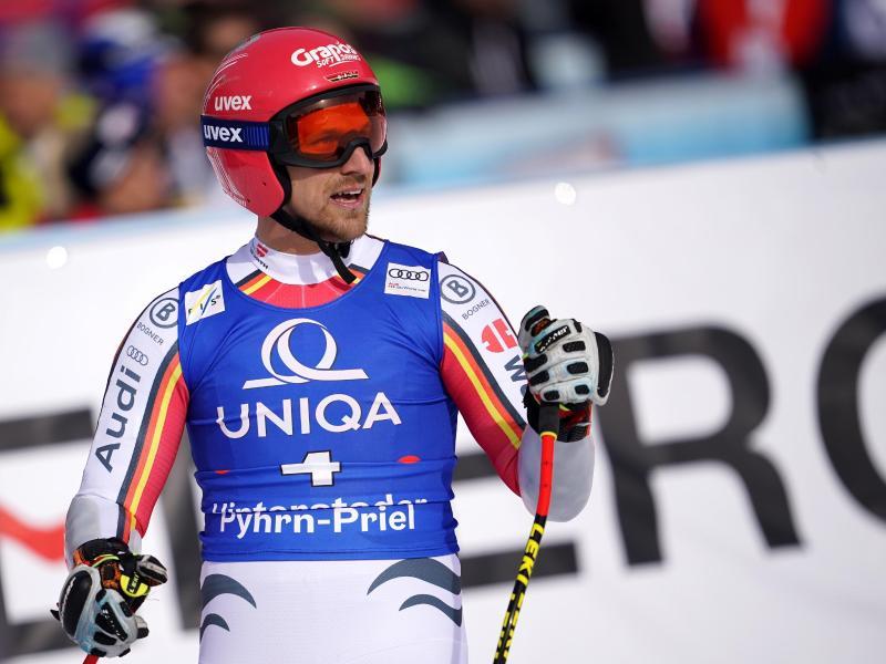 Will sich trotz schwieriger Umstände optimal auf die Saison vorbereiten:Ski-alpin-Ass Josef Ferstl