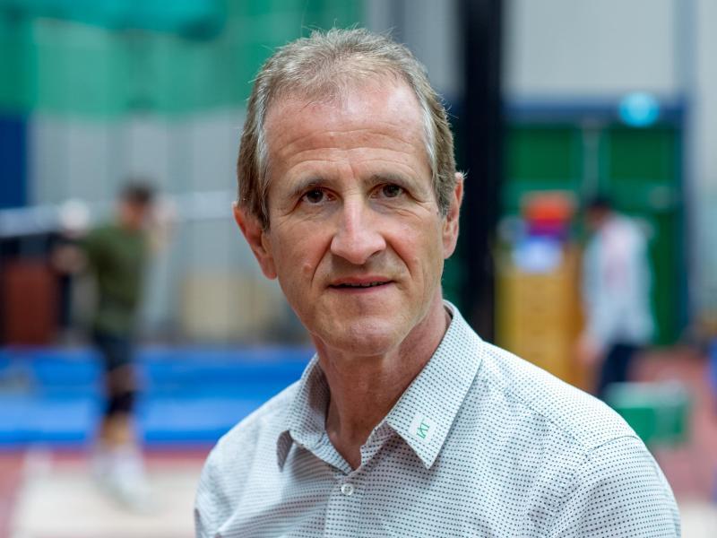 Ulf Tippelt ist Chef des Chef des Instituts für Angewandte Trainingswissenschaften