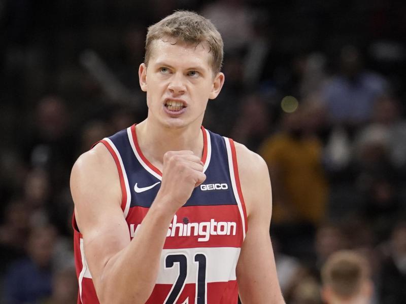 In den USA wird endlich wieder Basketball gespielt