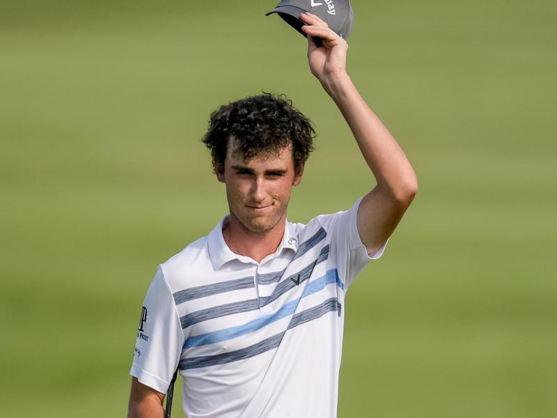 Renato Paratore holte sich den zweiten European Title seiner noch jungen Karriere