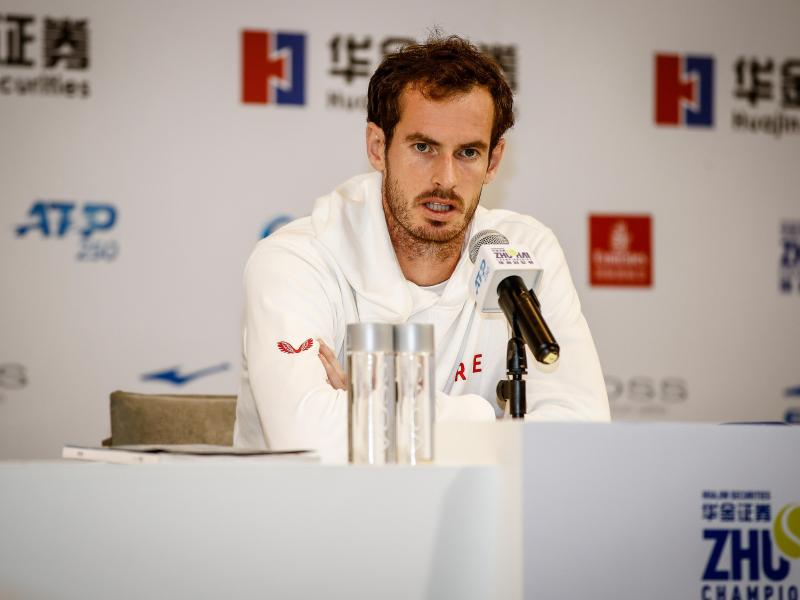 Andy Murray glaubt, dass die US Open stattfinden