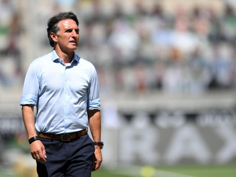Nimmt mit Hertha BSC die Vorbereitung auf die Bundesliga auf: Trainer Bruno Labbadia