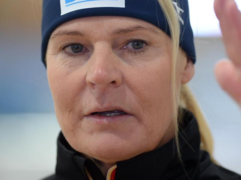 Wird neue Team-Koordinatorin der DESG: Gunda Niemann-Stirnemann