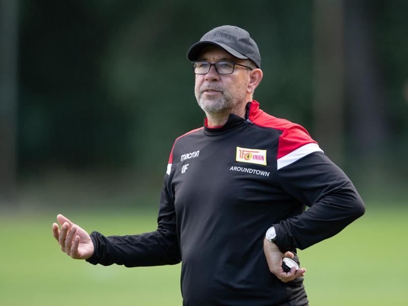 Startet mit Union Berlin mit Tests und Untersuchungen in die neue Saison: Trainer Urs Fischer