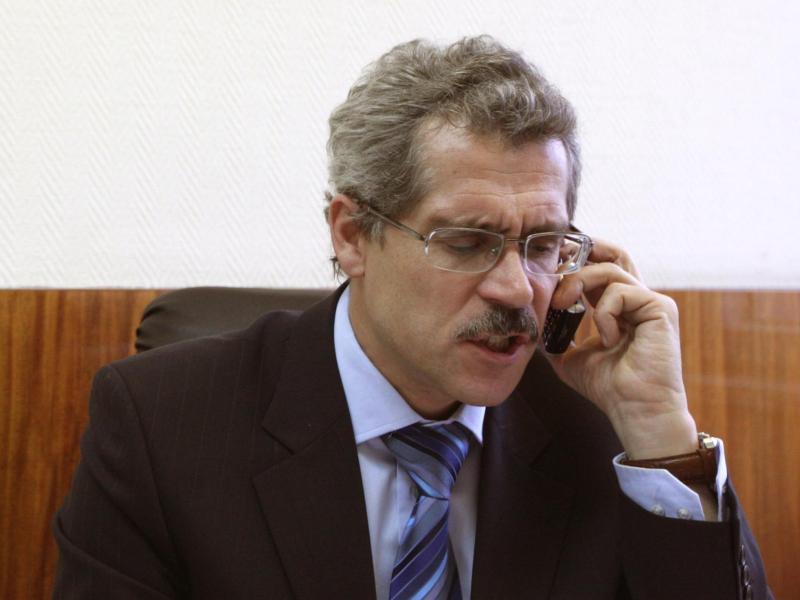 Der ehemalige Leiter des Moskauer Anti-Doping-Labors: Grigori Rodschenkow