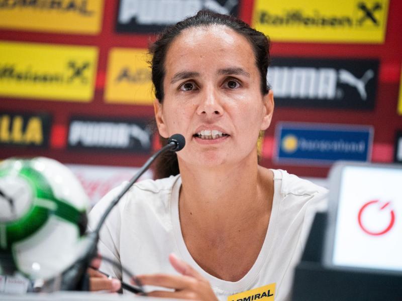 Übernimmt Österreichs Fußball-Frauen: Irene Fuhrmann