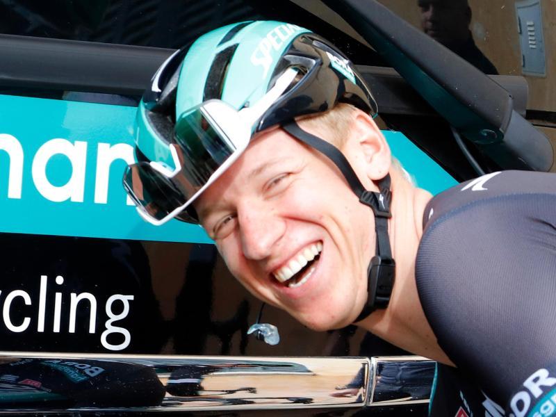 Startet dieses Jahr erstmals bei der Spanien-Rundfahrt: Pascal Ackermann