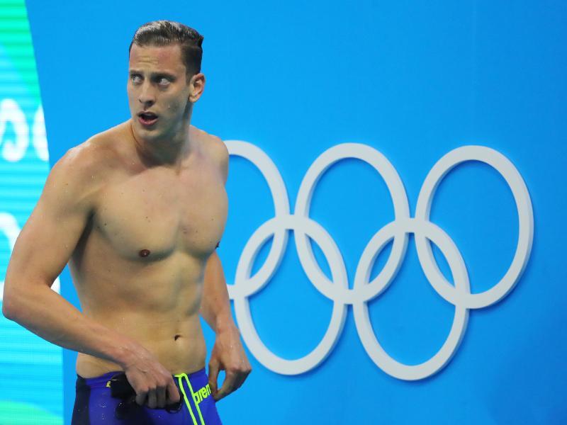 Jan-Philip Glania beendet seine Schwimm-Karriere