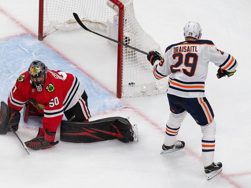Konnte die Edmonton Oilers nicht vor einer Niederlage bewahren: Leon Draisaitl