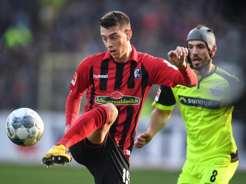 Janik Haberer spielt in der Bundesliga für den SC Freiburg