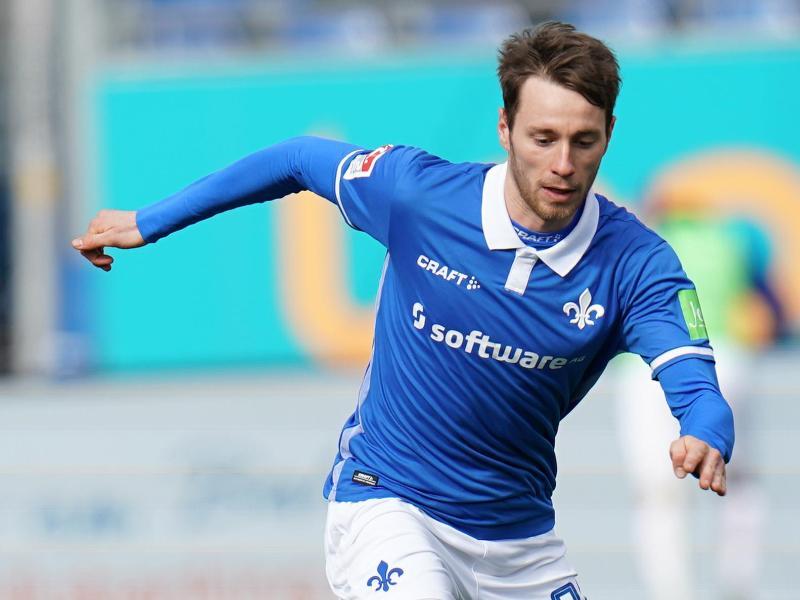 Wechselt erneut auf Leihbasis von Union Berlin zu Darmstadt 98: Nicolai Rapp