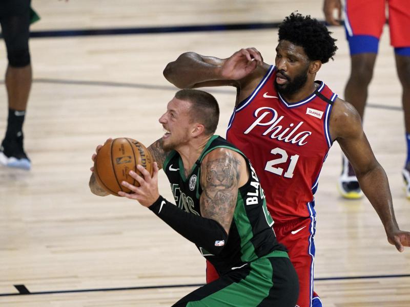 Daniel Theis von den Boston Celtics