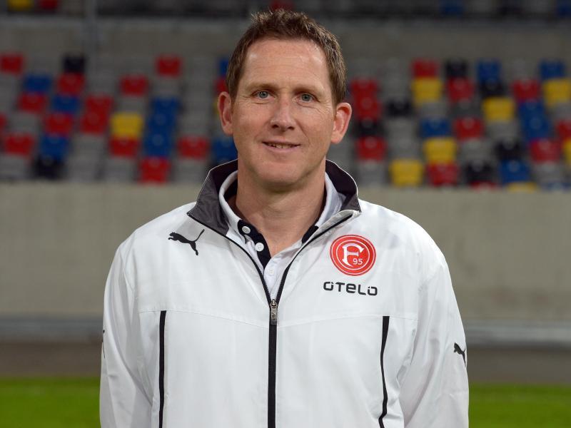 Wird den Kader von Fortuna Düsseldorf verkleinern: Sportvorstand Uwe Klein