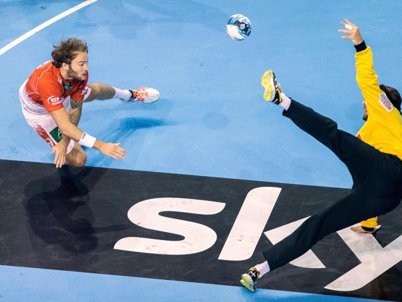 Die Handball-Königsklasse wird es künftig nicht mehr bei Sky zu sehen geben