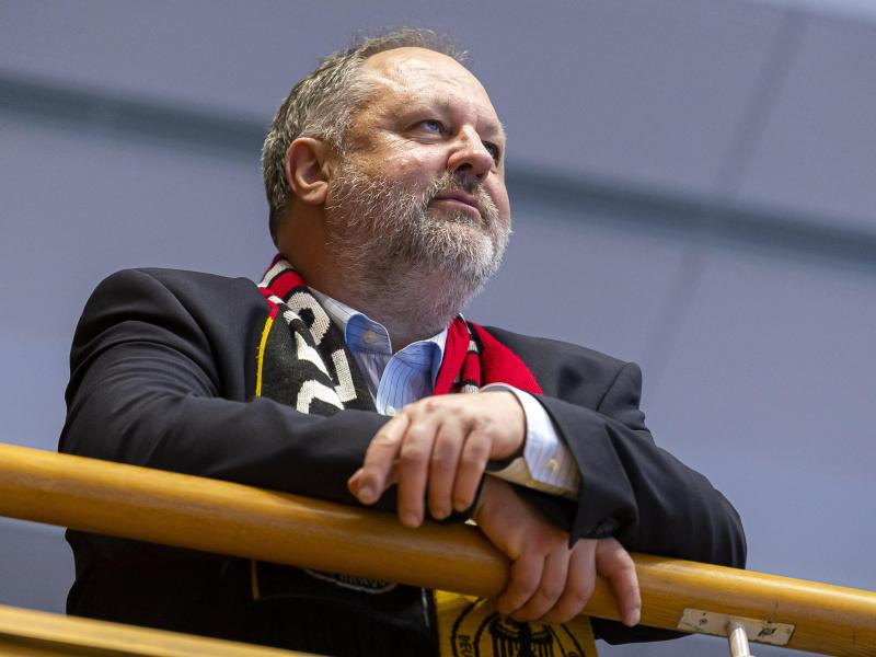 Hofft auf die Durchführung der Handball-WM: DHB-Boss Andreas Michelmann