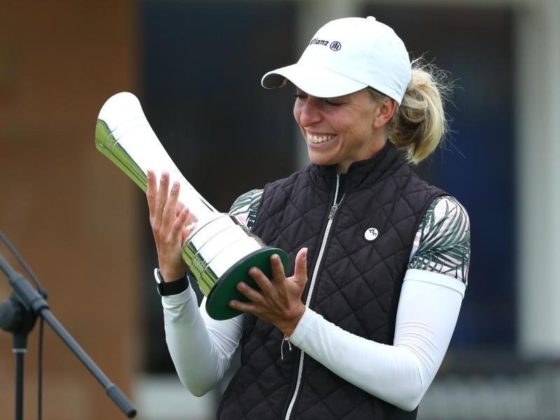 Sophia Popov siegte bei den British Open