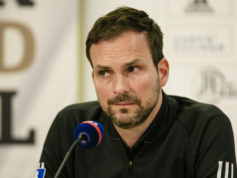 Kiels Sportlicher Leiter Viktor Szilagyi bezeichnet die Absage als alternativlos