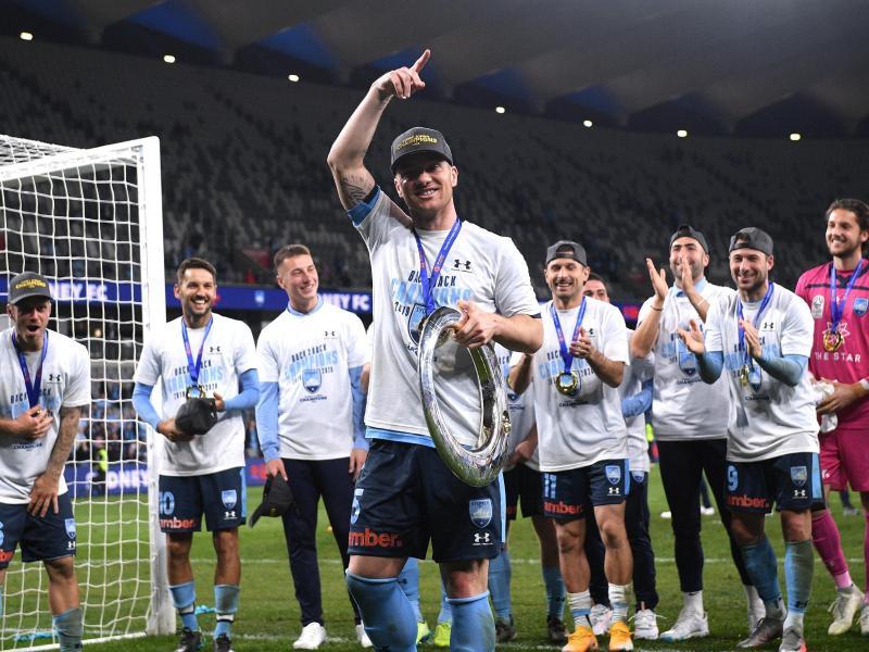 Sicherte sich mit dem FCSydney die Meisterschaft in Australien: Alexander Baumjohann