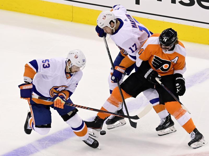 Die New York Islanders haben das vorzeitige Weiterkommen verpasst