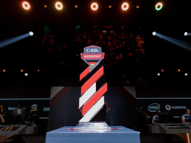 Recast Gaming konnte sich den Pokel der ESL Meisterschaft in Dota 2 sichern