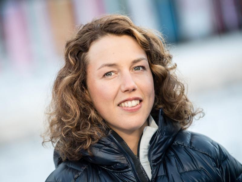 Sieht die Corona-Krise als echte Herausforderung für den Sport: Laura Dahlmeier