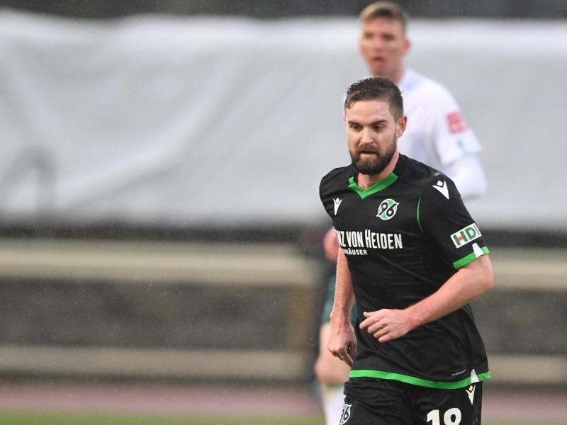 Hat bei Hannover 96 keine Vertragsverlängerung erhalten: Marc Stendera