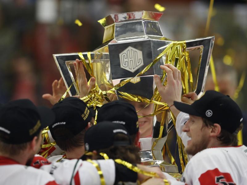 Der Saisonstart in der Champions Hockey League ist auf den 17. November verschoben worden