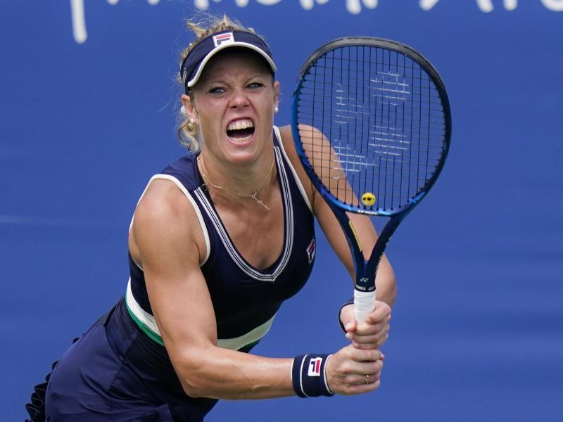 Steht im Doppel-Finale der US Open: Laura Siegemund