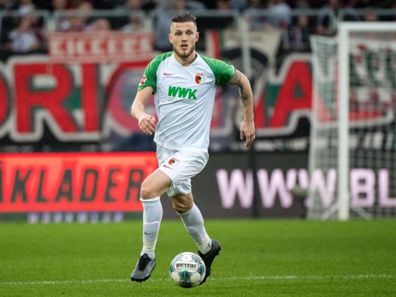 Neuer Kapitän beim FC Augsburg: Jeffrey Gouweleeuw