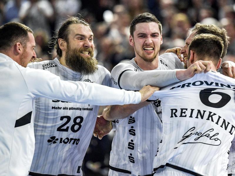 Noch ehe der Sieger der vergangenen Saison gekürt ist, beginnt für den THW Kiel die Champions League