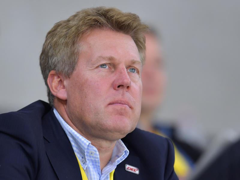 Geschäftsführer der Deutschen Eishockey Liga: Gernot Tripcke