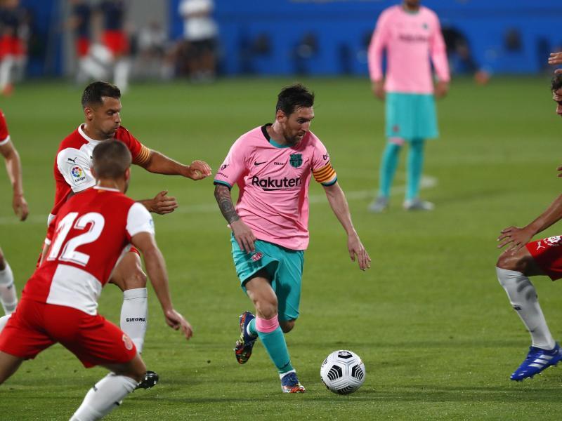 Lionel Messi hat den FC Barcelona im zweiten Testspiel der Saison-Vorbereitung zum zweiten Sieg geschossen