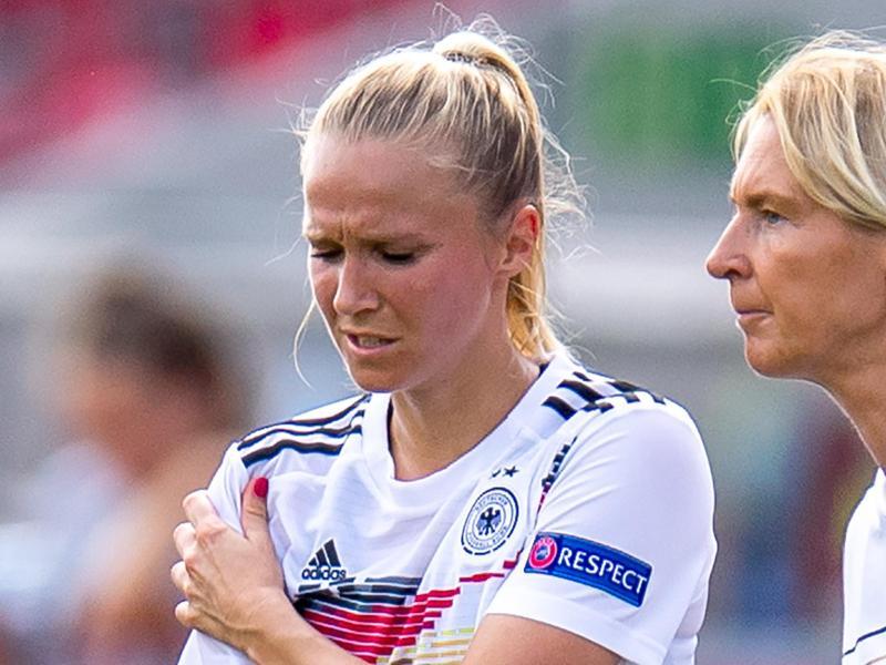 Fällt für das Frauen-DFB-Team aus: Turid Knaak