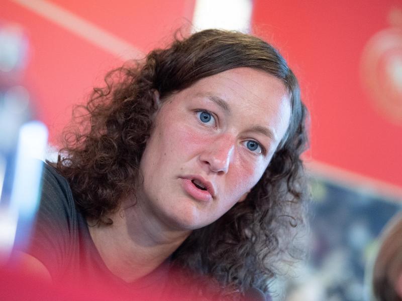 Macht sich Gedanken über das geringe Interesse derFans am Frauenfußball: Almuth Schult