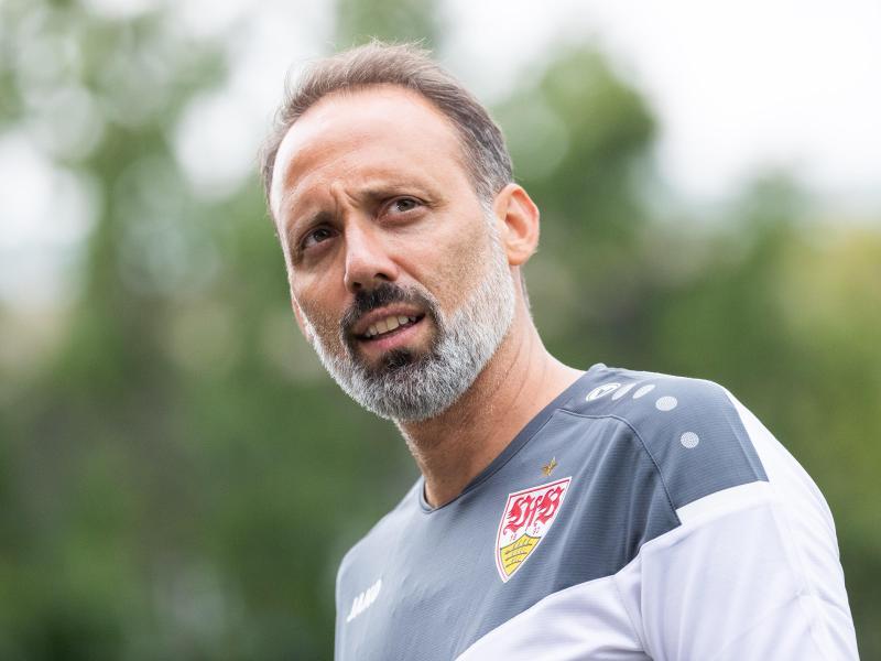 Will keinen festen Vertreter für Kapitän Gonzalo Castro bestimmen: VfB-Trainer Pellegrino Matarazzo