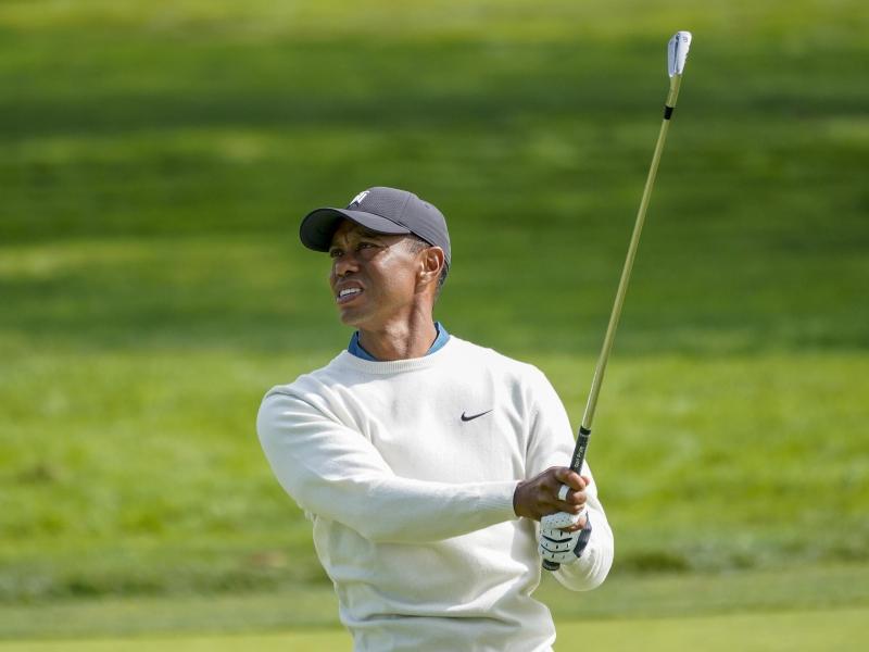Tiger Woods scheiterte am Cut