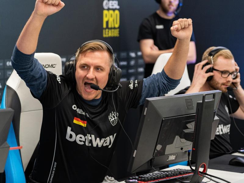BIG um Johannes «tabseN» Wodarz steht nach fünf Siegen im Viertelfinale der ESL Pro League