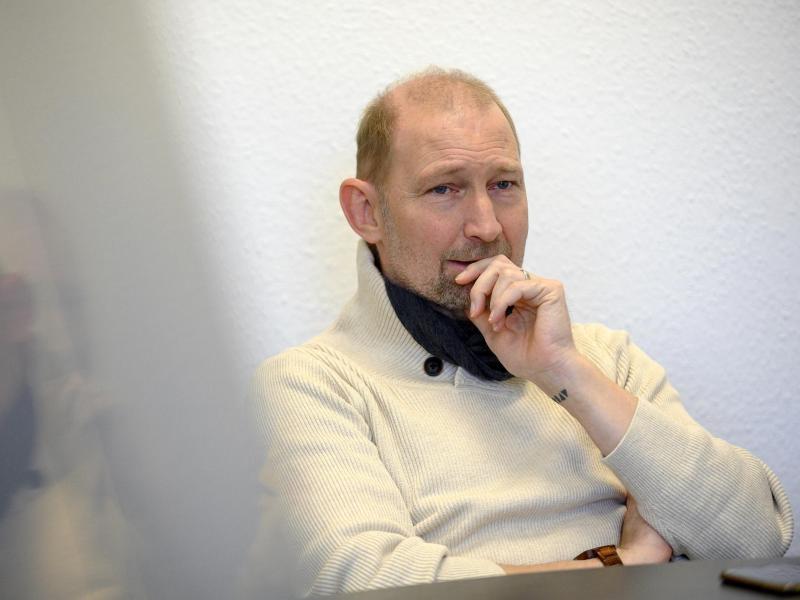 Dieter Eilts ist beim SV Werder Bremen eine Legende