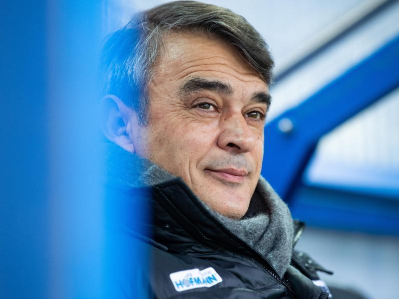Wieder Trainer von FC Admira Wacker Mödling: Damir Buric